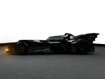 Batmobile Sideview by Shamar-Benoit