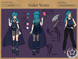 Sailor Venta BSS reference by iCheddart