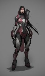 Female Character by Nookiew