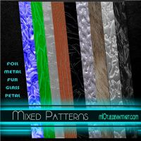 Mixed patterns by M10tje by M10tje