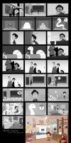 Pretzel Storyboards. by Endling