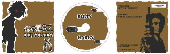 Dirty Harry Single by Mogira