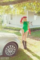 Street Fighter - Cammy - 01 by beethy