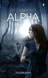Becoming Alpha - Book Cover by LuneBleu