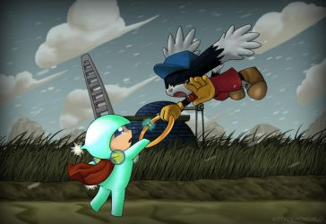 Klonoa - Difficult to Say by kittydemonchild