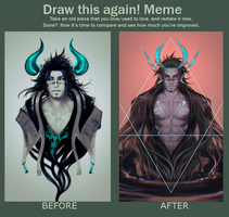 Draw this again meme 2013-2015 by sherakh