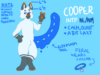cooper official ref aug 2018 by StarryStrixx