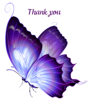 Thank You purple by Life-Is-Art-88