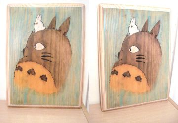 +COMMISSION+ Totoro by EmmersDrawberry