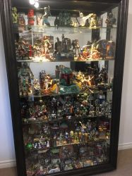Upgraded Boba Fett Collection Display by mMathab
