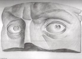 Day 22-Eyes of David by LicamtaPictures