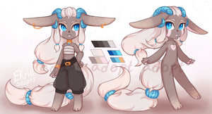 Adoptable Auction CLOSED - Shiny blue by Ekria