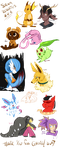 Pokestream Requests 16-6 by TheLionMedal