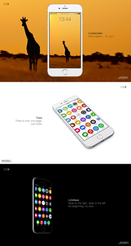 IOS 9 CONCEPT - 44MP by marcoprincipiDEVIANT