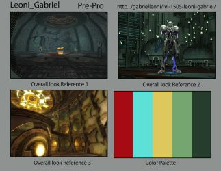 Level Project - Metroid by HellGab