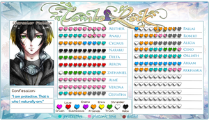 CL: Yulion's relationship meme by Fortranica
