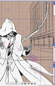 Reaper WIP by shinsengumi77