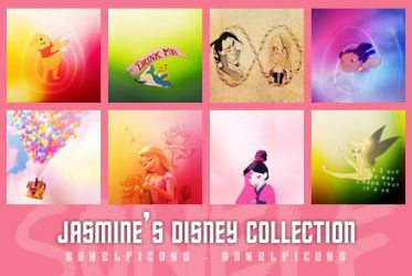 J's Disney Collection by sonelf