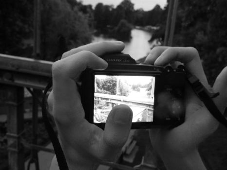 Take a photo wherever you go! by RobertFlorin
