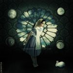 * The White Rabbit * by pareeerica