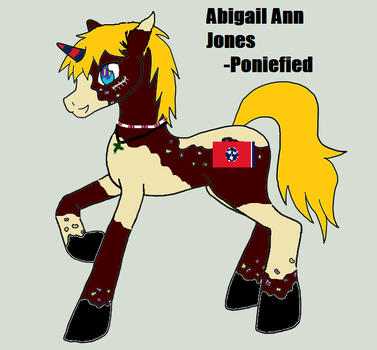 AbBy PoNiEfIeD by TennesseeChick46