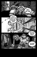 24 Hr Comic Challenge Page 19 by VR-Robotica