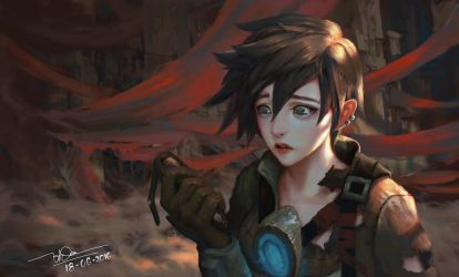 Tracer by letrongdao