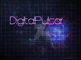 Retro Digital Pulsar by cheungygirl