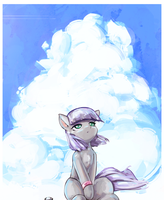 Clouds Overflow by mirroredsea