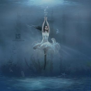 Dancing On Water by mysolitaryground