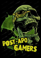 Post-Apo Gamers by Chmurzasty