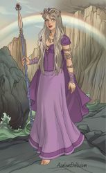 Viking-Woman-Fyora the Faerie Queen by autumnrose83