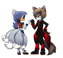 .:COMM:. Siblings by Toxic-Chuckle