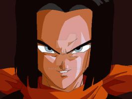 Android 17 by RinskeR