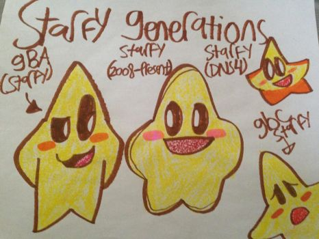 Starfy Generations by SuperStarfy2002