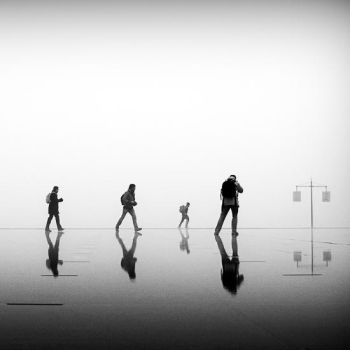 Foggy day by julie-rc