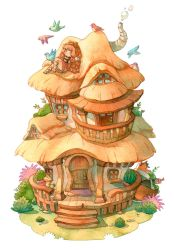 Estelle's house by Pearlgraygallery