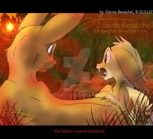 Watership Down -The Vision by JB-Pawstep