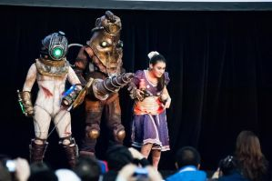 Bioshock cosplay photo 4 by Lily-pily