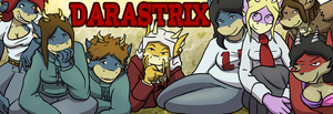 Darastrix Banner Redesign by Morgoth883