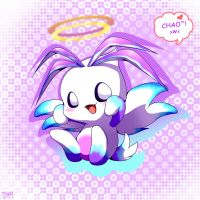 Hero Fly Chao by Tower-The-Chao