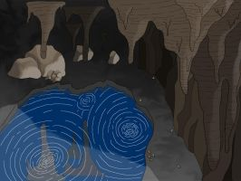 Check out this cave! by Yus1f