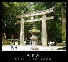 Japan - Torii by dark-spider