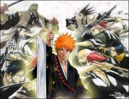 Bleach by Caboose2805