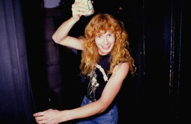 Dave Mustaine by VictimRattlehead