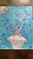 The Last Tree by ENIMINEMOE