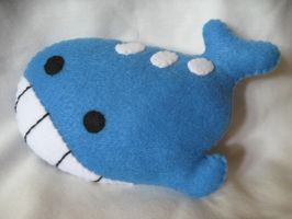 Wailord Pokemon Plush
