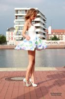 Anna in a summer dress 3 by PhotographyThomasKru