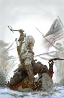 Assassin's Creed III by Ithilrien