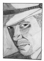 Deputy US Marshal Raylan Givens: Justified by StevenWilcox